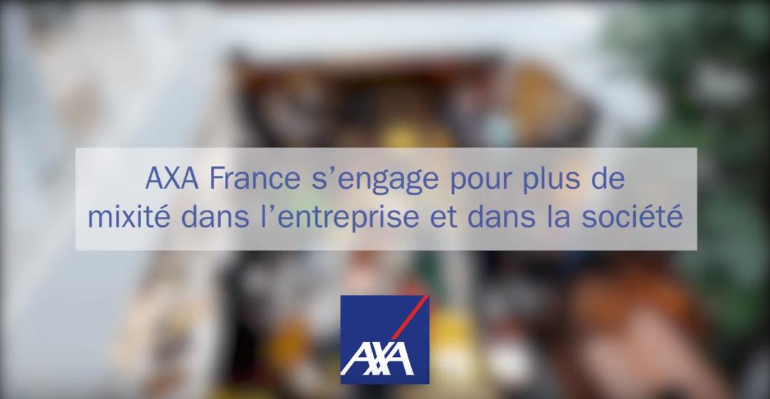 """<p>AXA France s'engage auprès des femmes avec """"Objectif Équilibre 2020""""</p>"""