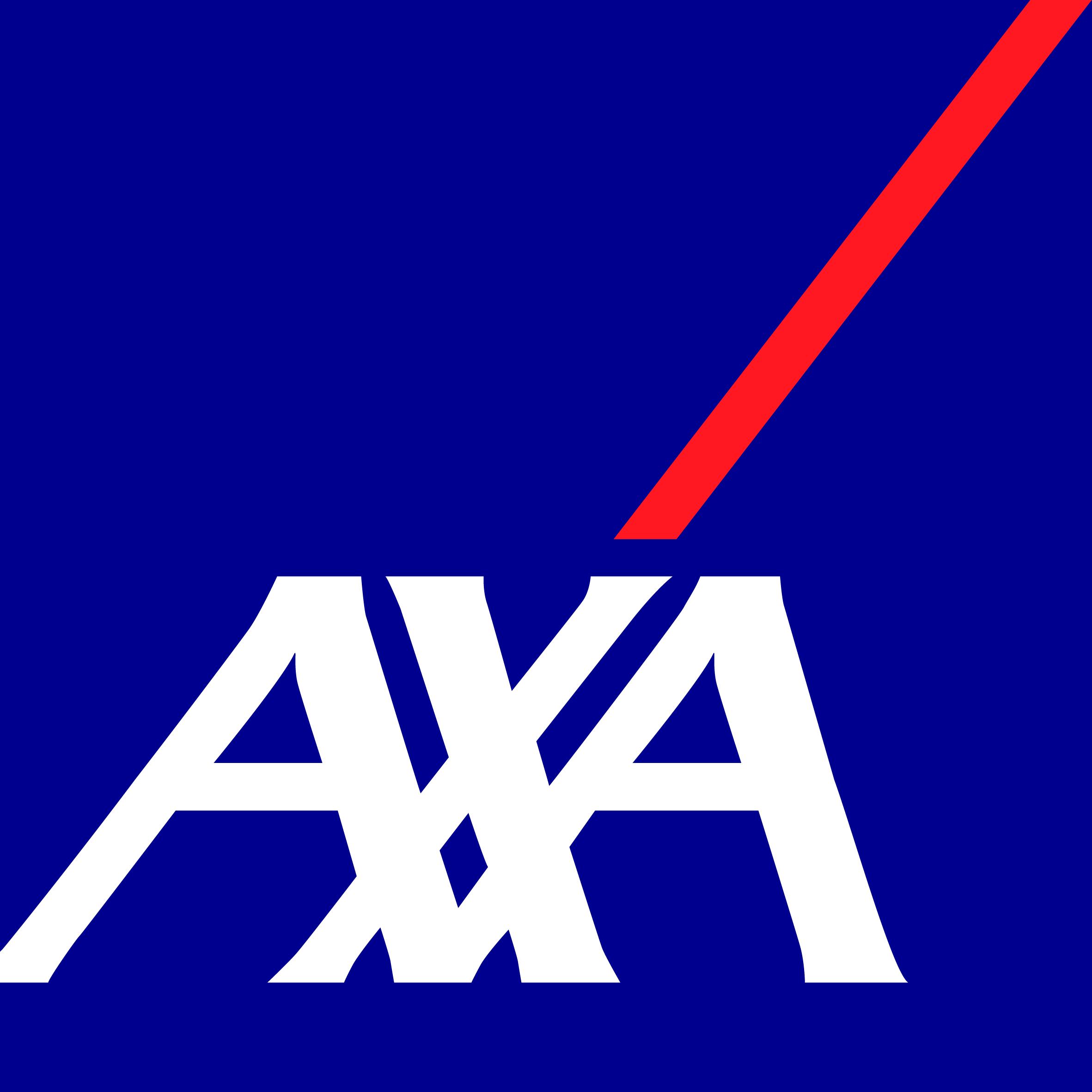 <p>Logo AXA</p>